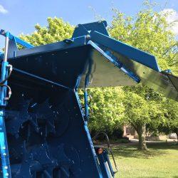 Hydraulic Opening Rear Canopy
