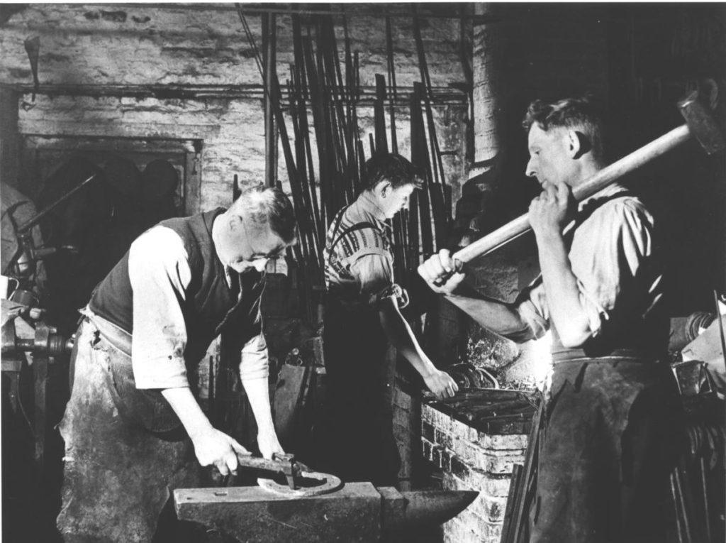 Robert & George Bunning 1951